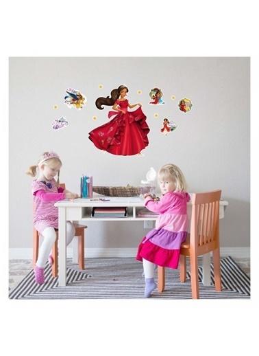 Disney Prenses Elena 35x50 cm Duvar Sticker Renkli